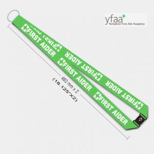First Aid Lanyard